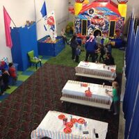 Bouncy castle birthday special events party room hall