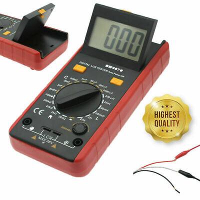 Us Bm4070 Lcr Meter Self-discharge Resistance Capacitance Inductance Testerclip