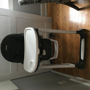 Peg perego high chair for sale