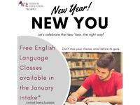 FREE English Language Classes (ESOL/GEL)