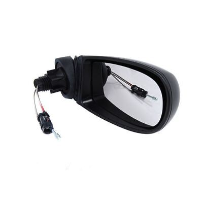 FIAT PUNTO MK2 1999 2006 BLACK MANUAL DOOR WING MIRROR DRIVERS SIDE RIGHT OS