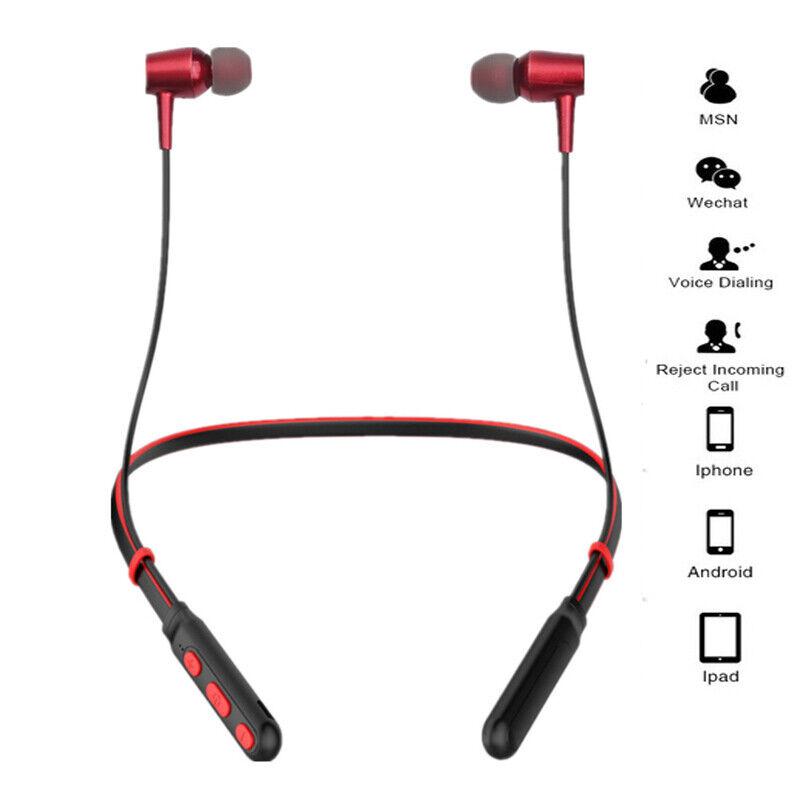 Wireless Bluetooth Headphones Sport Running Earphones Stereo