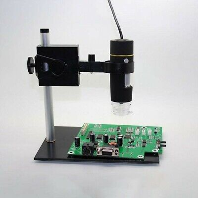 1000x Usb Digital Camera Microscope 8 Led Magnifier Manual Focus For Pcb Repair