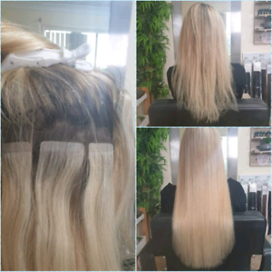 Hair Extension application, move-ups & re-tape Pacific Pines Gold Coast City Preview