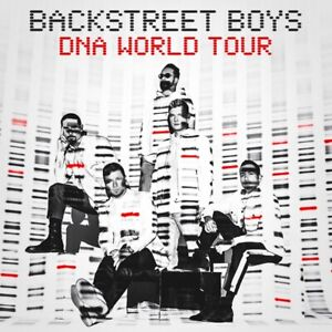 *** BACKSTREET BOYS DNA WORLD TOUR TICKETS | UPPER BOWL ***