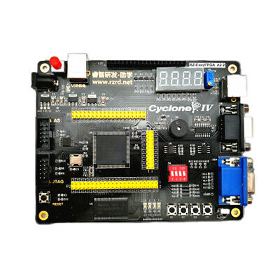 Altera Cyclone Iv Ep4ce Fpga Development Board Niosii Core Board Demoboard