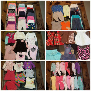 Blow out clothing sale newborn to 2t
