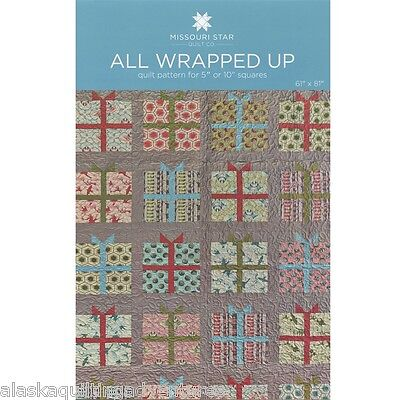 Quilt Pattern   All Wrapped Up   By Missouri Star Quilt Co