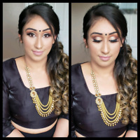 Holiday  Makeup special 45$ ( Home Service )