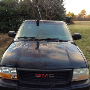2000 GMC Sonoma Pickup, TRADE FOR UTILITY TRAILER