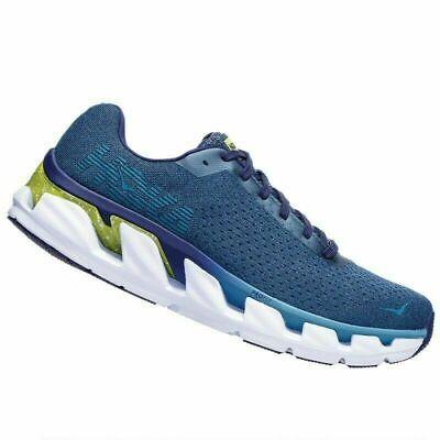 Hoka One One Elevon Men's Road Running Shoes, Storm Blue/Patriot Blue