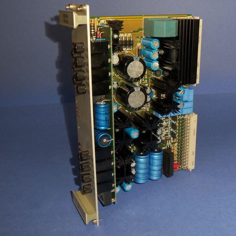TRW NELSON CONTROL BOARD NTR1200W / NTR1800W LP-NT 66-02-08