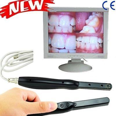 update technology Dental HD USB Intraoral Camera 6 Mega Pixels 6-LED Clear Image