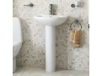 Cova Basin and Pedestal NEW RRP £42