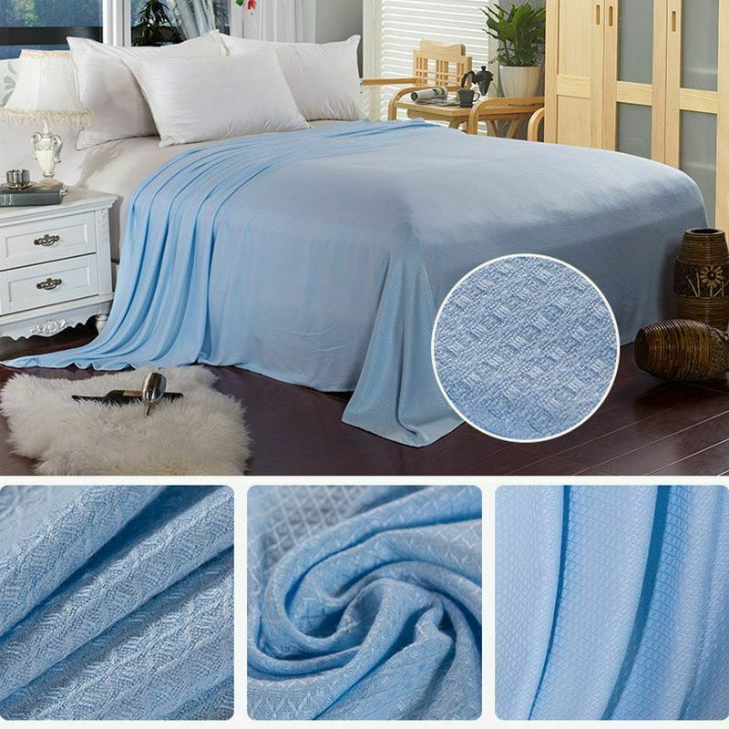 Large Towel Blanket For Home Outdoor Winter Cover Bedspread