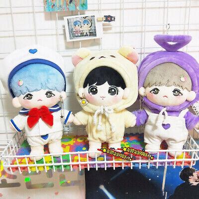 KPOP EXO BTS JIMIN JUNGKOOK SUGA Doll's Clothes Coverall Sailor Suits【no - Sailor Suits