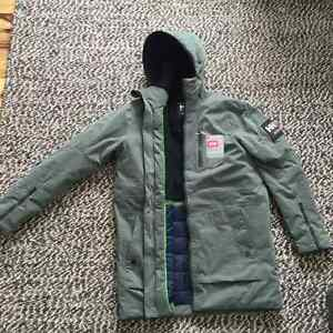 Helly Hansen Njord Parka NEW