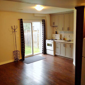 Basement Apartment for Rent - Newmarket - Utilities Included