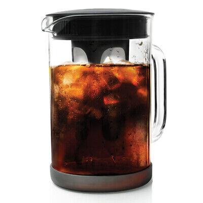 Primula  Pace  40 oz. Black  Cold Brew Coffee Maker