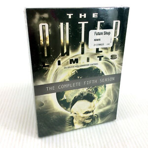 Outer Limits Season 5 DVD Box Set 7 Discs New Series Complete