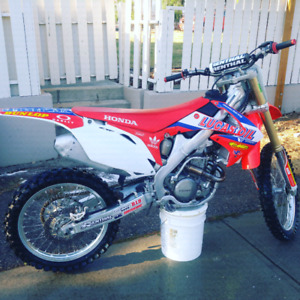 2012 crf250r electronic fuel injection