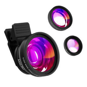 Selling Brand New 2 in 1 Professional HD Cell Phone Camera Lens