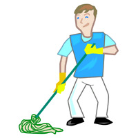 Residential or Business Cleaner