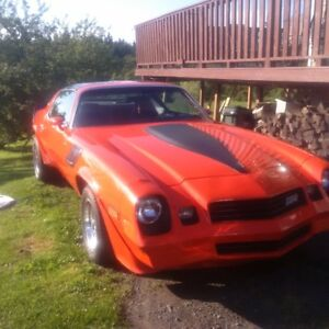 81 Z28 for sale