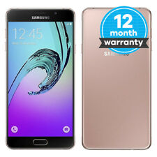 Samsung Galaxy A7 (2016) - 16GB - Pink (Unlocked) Smartphone Very Good Condition
