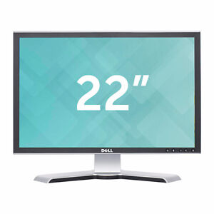 "Dell UltraSharp 2208WFP 22"" Widescreen TFT LCD Monitor"
