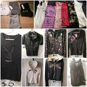 Lots of small / Extra Small Clothing