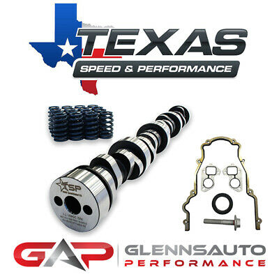 Texas Speed (TSP) Stage 2 Truck Cam w/ Optional Install Kit  - (Stage 2 Cam)