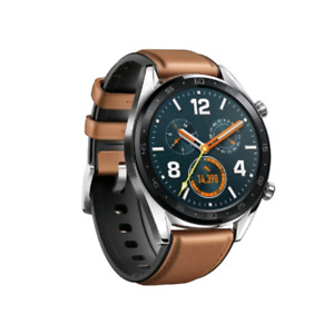 Huawei Watch Fit Watch GT Classic Fortuna Brown Stainless steel