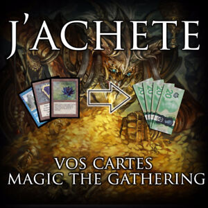 Achat Mtg - Magic The Gathering
