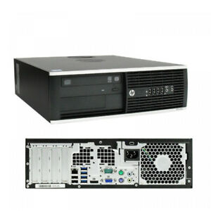 I5 3570 (3.8GHz turbo) - 8GB ddr3 - 500GB - HP 8300 Elite SFF