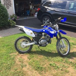Yamaha ttr 125cc