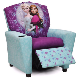 Children's Frozen Recliner