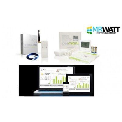 Misuratore in tempo reale di consumi elettrici per casa senza fili Wireless OWL