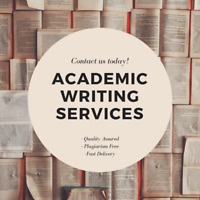 ACADEMIC/RESUME WRITING SERVICES 24/7 - 100% Satisfaction