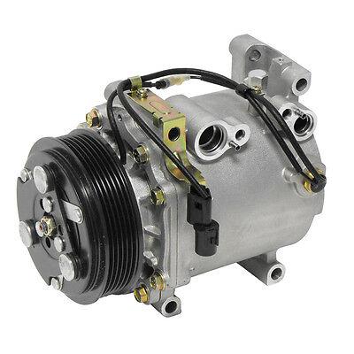 A/C Compressor Fits 2003 - 2006 Mitsubishi Lancer Evolution L4 2.0L Turbocharged (2003 Mitsubishi Lancer Evolution)