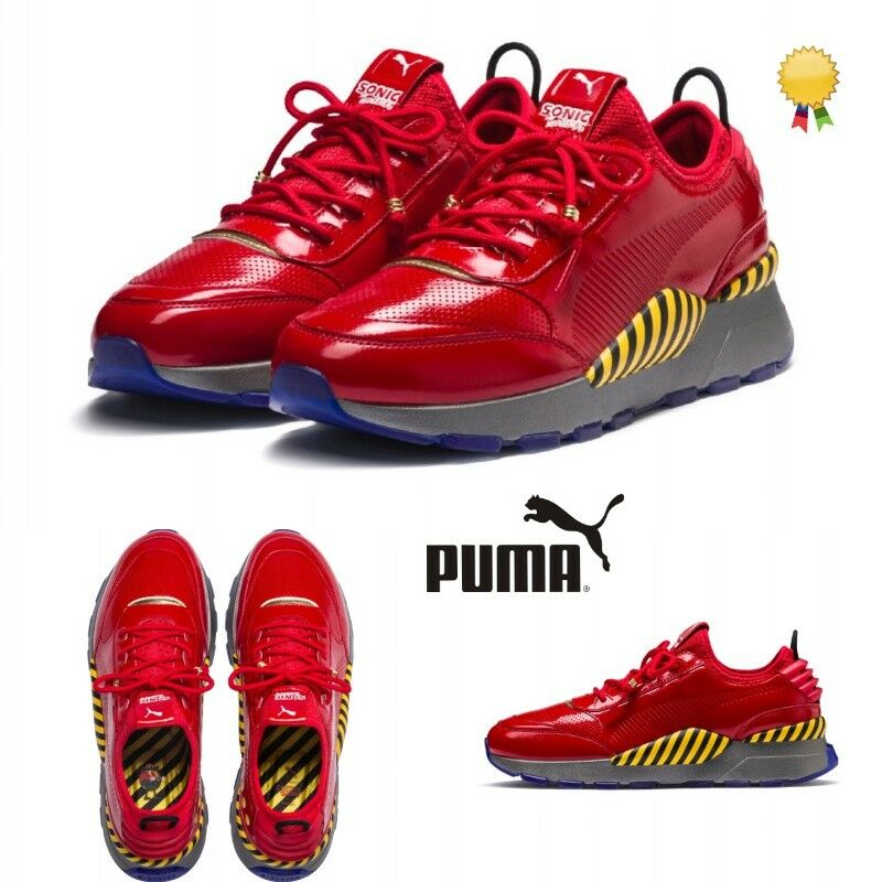 Details about PUMA RS 0 x Sega Mr Eggman Shoes Sneakers Red 36835001 Size 4 13 Limited </p>                     </div>   <!--bof Product URL --> <!--eof Product URL --> <!--bof Quantity Discounts table --> <!--eof Quantity Discounts table --> </div>                        </dd> <dt class=