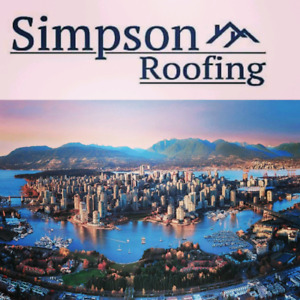 Simpson Roofing Where Quality Meets Affordability