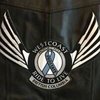 Westcoast Motorcycle Ride to Live