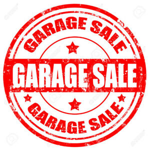 Garage Sale Aug 18 Ironwood Street Niagara Falls