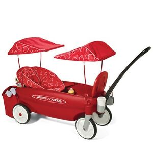 Radio Flyer Comfort Embrace Wagon