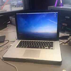 Macbook Pro 2012 2.3 Quad Core i7, 16GB Ram, Dual Hard Drives