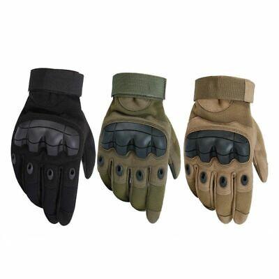 Tactical Mechanics Wear Safety Gloves Mens Hunter Protective Work Utility Patrol