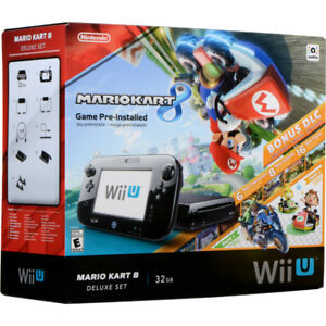 Wii U for Sale, mario kart pre-installed