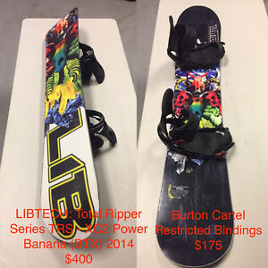 Snowboard Equipment - Boots, Boards and Bindings! Strathcona County Edmonton Area image 3