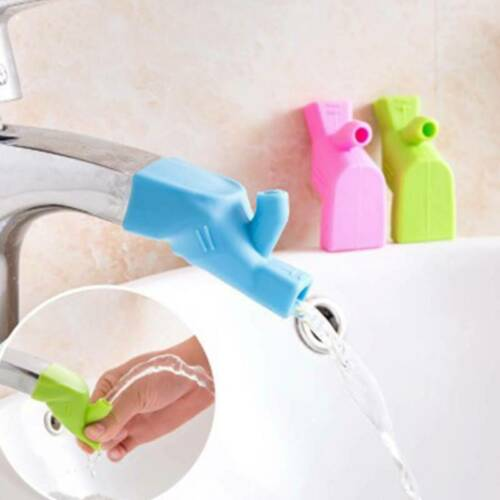Silicone Spout Cover Baby Kids Bath Safety Protector Bathtub